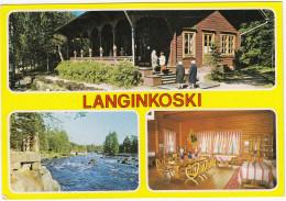 Langinkoski - Alexander III Imperial Fishing Cottage  -  Finland / Suomi - Finland