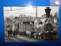 """Hundert Jahre Schweizer Eisenbahnen 1847-1947 """"Spanisch-Brötli-Bahn"""" - ZH Zurich"""