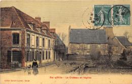 61-RAI-SUR-RILLE- LE CHATEAU ET L'EGLISE - Otros Municipios