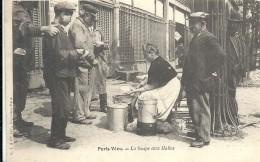 ILE DE FRANCE - 75 - PARIS - 06 2016 - Paris Vécu - La Soupe Aux Halles - Autres