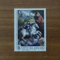 2003 VATICANO FRANCOBOLLO NUOVO STAMP NEW MNH** - San Giorgio - - Vatican
