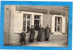 72 SARTHE - PARIGNE L EVEQUE Moreau Cordonnier, Chapellerie - France