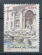 3528** Rome - La Fontaine De Trevi - France