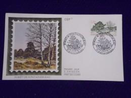 1989 - N°2586 - Forêt De Fontainebleau - 1980-1989