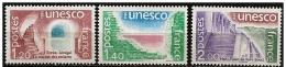 Francia/France: Unesco, Siti, Sites, Moenjodaeo (Pakistan), Sans-Souci (Haiti), Gorée (Senegal) - UNESCO
