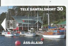 Åland Islands.   ÅSS-ÅLAND - Aland