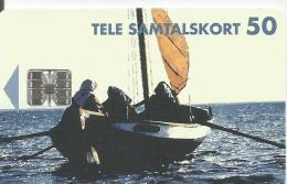 Åland Islands.  Mail Boat .