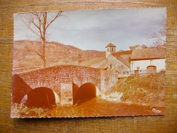 Baume-les-messieurs , Pont Romain Sur La Seille - Baume-les-Messieurs