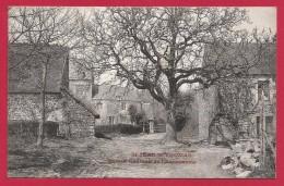 CPA Saint-Jean Le Thomas - Ancien Château - Frankreich
