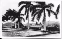 "PANAMA Canal - SS ""California"" In Miraflores - Locks - Panama"