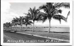 PANAMA City As Seen From Ft Amador - Panama