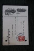CPA Publicitaire TILBURG - F.PERRET VERBUNT, Vellenslooterij Wolwasscherij Schapenlederfabriek - 1891-1948 (Wilhelmine)