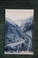 Environs De GANGES - Massif Du Mont Aigoual, Grand Lacet De La Route De Valleraugue, Tournant De MALET - Ganges