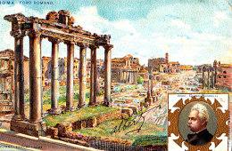 ROMA / FORO ROMANO / GUIDO BACCELLI - Roma