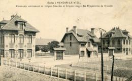 62  VENDIN LE VIEIL ECOLES EN BRIQUES DES BRIQUETERIES DE DOUVRIN - Francia