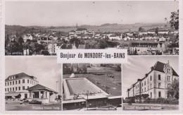 LUXEMBOURG EN 1936,MONDORF LES BAINS,MUNNEREF,REMICH,GRE VENMACHER,piscine,frontiè Re,couvent,camp De Prisonniers - Remich