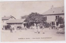 Mamirolle - Hôtel Couchol - Route De Besançon - Frankrijk