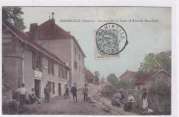 Mamirolle - Avenue De La Gare Et Recette Buraliste - Frankrijk