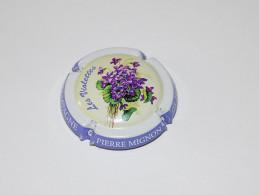 """Capsule De Champagne - PIERRE MIGNON  """"les Violettes"""" - Collections"""