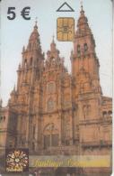 SPAIN - Santiago Compostela, 02/09, Used - Spain