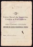1912 . PORTUGAL - ÉCONOMIQUE AFFAIRE PORTUGAIS / SERVIÇO DE CAIXA ECONÓMICA POSTAL .. 3 Images - Documenti Storici