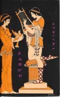 MEMOIRES DE LA GRECE ANTIQUE - Apollon Et Daphne  - ENCH0616 - - Griekenland