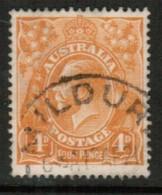 AUSTRALIA   Scott #  31 VF USED - 1913-36 George V: Heads