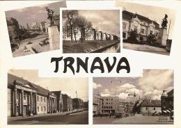 Slovakia Trnava ... YK919 Used - Eslovaquia