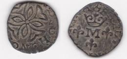 ORANGE : FREDERIC HENRI DE NASSAU 1625/1647 LIARD (voir Scan) - 476-1789 Monnaies Seigneuriales