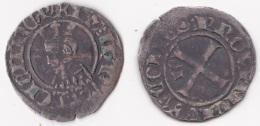 PROVENCE : CHARLES II DOUBLE DENIER En ARGENT (voir Scan) - 476 – 1789  Periodo Feudale