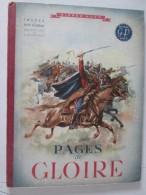 Quelques Pages De Gloire 1945 Guerre  Bataille Sidi -brahim Camerone, BIR HAKEIM Dessin De Guy Sabran Pierre Nord - Guerre 1939-45