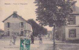 77. Gouaix. Poste TBE - France