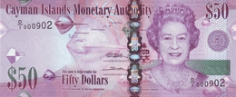 * CAYMAN ISLANDS 50 DOLLARS 2010 (2011) P-42a UNC [ KY222a ] - Cayman Islands