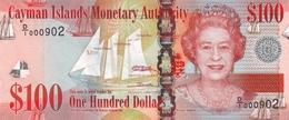 * CAYMAN ISLANDS 100 DOLLARS 2010 (2011) P-43a UNC [ KY223a ] - Cayman Islands