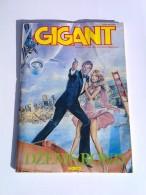 1988 - JAMES BOND / AIR HAWK - GIGANT Strip Magazin No.46 - Vintage Comic Book / Comic Magazine - Yugoslavia - Livres, BD, Revues