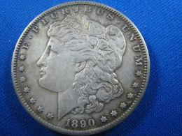 U.S.  1890S  MORGAN DOLLAR     (cnm$28) - Federal Issues