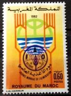 Morocco 1982 MNH** # 539 - Morocco (1956-...)