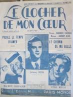 Le  Clocher De Mon Coeur    Maurice Vandair Johnny Hess   Tino Rossi  Le Chemin De Ma Belle    Chevalier - Musique & Instruments