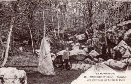 TINCHEBRAY - Rochefort - Coin Pittoresque Aux Roches Du Diable  (253) - Otros Municipios