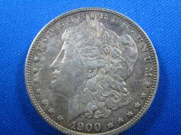 U.S.  1900   MORGAN DOLLAR   AU    (cnm$35) - Federal Issues