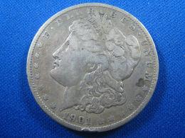 U.S.  1901o   MORGAN DOLLAR      (cnm$32) - Federal Issues