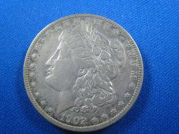 U.S.  1902   MORGAN DOLLAR      (cnm$33) - Federal Issues