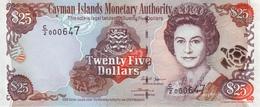* CAYMAN ISLANDS 25 DOLLARS 2006 P-36a UNC [ KY216a ] - Cayman Islands