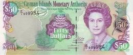 * CAYMAN ISLANDS 50 DOLLARS 2003 P-32 UNC [ KY212a ] - Cayman Islands