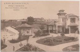 Postal Portugal - Porto - Casa Renascença - Garage E Dependencias - CPA - Postcard - Porto