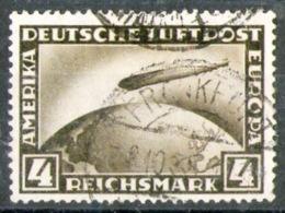 ALEMANIA REICH - Mi. 424 Y - Yv. Aº 37- Ale-1009 - Airmail