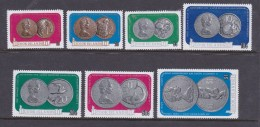 Cook Islands SG 417-23 1972  Coinage MNH - Cook