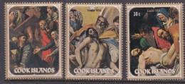 Cook Islands SG 461-63 1974 Easter MNH - Cook Islands