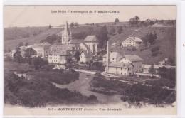 Montbenoit - Vue Générale - France
