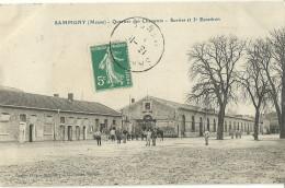 Sampigny Quartier Des Chasseurs Sorties Et 3e Escadron - Barracks